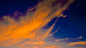 Sunset. In western Montana. -Victor,MT Stock Photography