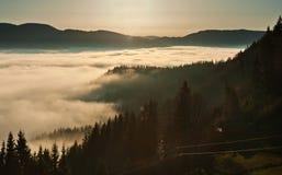 SunsetInversion Στοκ Εικόνες
