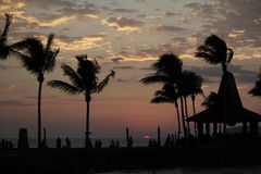 sunsets είναι τόσο όμορφος στοκ φωτογραφία με δικαίωμα ελεύθερης χρήσης