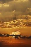 sunsets Stock Fotografie