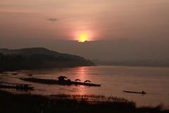 sunsets Стоковая Фотография RF