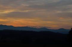 sunsets Стоковые Фото