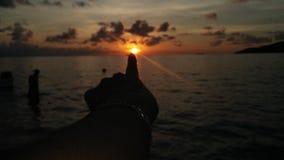 sunsets images libres de droits