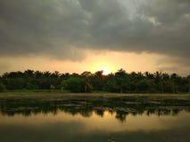 sunsets photo libre de droits