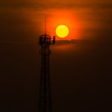 Sunsets.... Royalty Free Stock Image