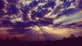 Sunsets Stock Photo