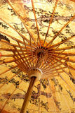 sunshade λεπτομέρειας στοκ φωτογραφία