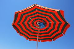 Sunshade Stock Image