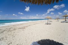 Sunshade Royalty Free Stock Images