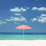 Sunshade, Cuba Stock Photos
