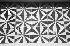 Sunshade fasada w tajlandzkiej architekturze Fotografia Stock