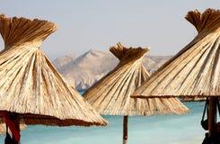 Sunshade in KRK Stock Images