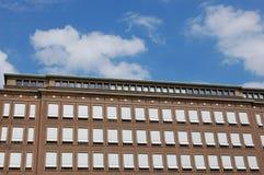 Sunshields em Amsterdão Foto de Stock