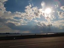 sunshine Imagem de Stock