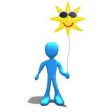 Sunshine vector illustration