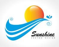 Sunshine Royalty Free Stock Image