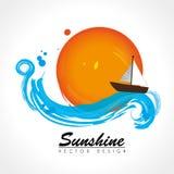 Sunshine Royalty Free Stock Photo