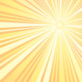 Sunshine Royalty Free Stock Photos
