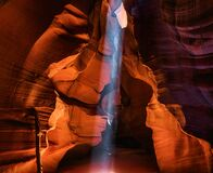 Sunshine of Antelope Canyon