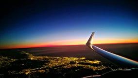 Sunshine in Barcelona Stock Image