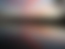 Sunshine Blur. Royalty Free Stock Image