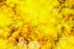 Sunshine bubbles backgrounds Royalty Free Stock Images