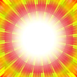 Sunshine Burst Royalty Free Stock Image