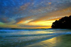 Sunshine Coast, Australia Stock Images