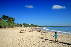 Sunshine Coast, Australia Royalty Free Stock Photography