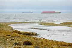 Sunshine Coast, Georgia Strait, British Columbia Stock Photography