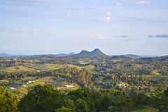 Sunshine Coast Hinterland 4 Stock Photography