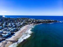 Sunshine Coast in Queensland stock photos