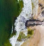 Sunshine Coast in Queensland stock image