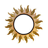 Sunshine frame Stock Images