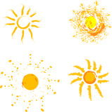 Sunshine friendly Sun Stock Photos
