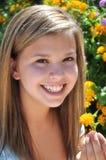 Sunshine girl Stock Photos