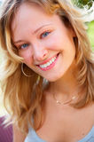 Sunshine girl Royalty Free Stock Photos