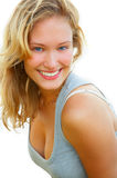 Sunshine girl Stock Photography