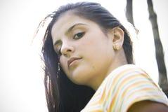 sunshine młode dziewczyny zdjęcie stock
