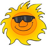 Sunshine Man Stock Image