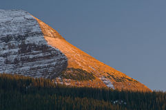 Sunshine Mountain Stock Image