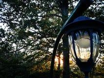 Sunshine. Nights sunshine Macedonia Royalty Free Stock Images