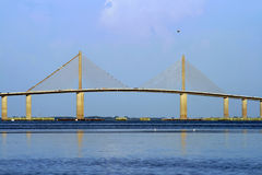 Sunshine Skyway Stock Photo