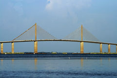 Sunshine Skyway Stock Photos
