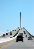 Sunshine Skyway Bridge Royalty Free Stock Photo