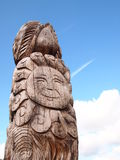 Sunshine Totem Pole Stock Images