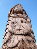 Sunshine Totem Pole Royalty Free Stock Images