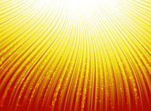 Sunshine vector brilliant background Royalty Free Stock Image