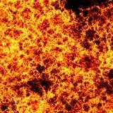 Sunspot fire Stock Photos