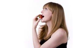 Sunt äta Royaltyfri Fotografi